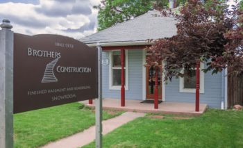 Brothers Construction Showroom Littleton, Colorado